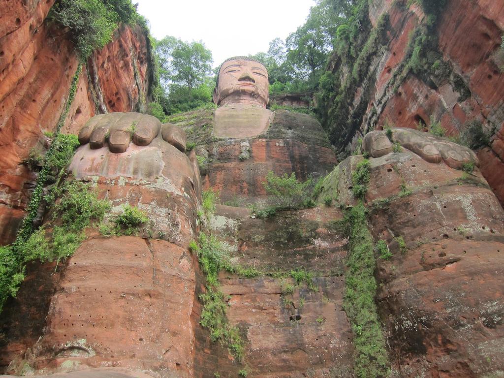 Leshan Giant Buddha, China. photo credit: IMG_3608.jpg via photopin (license)