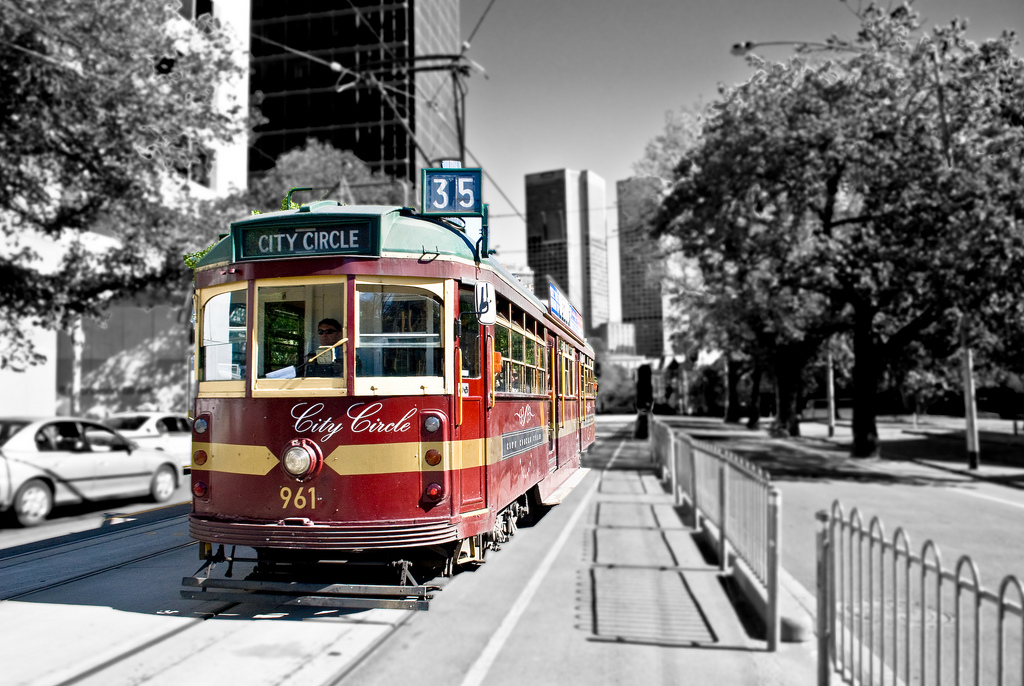 photo credit: City Circle Tram via photopin (license)