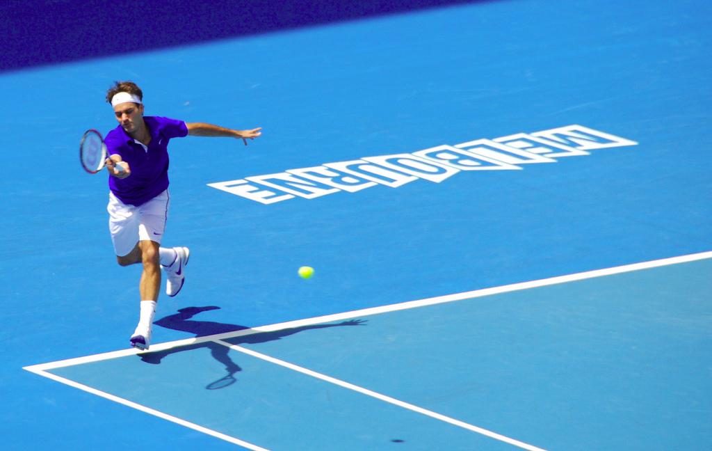 photo credit: 2009 Australian Open - Roger Federer via photopin (license)