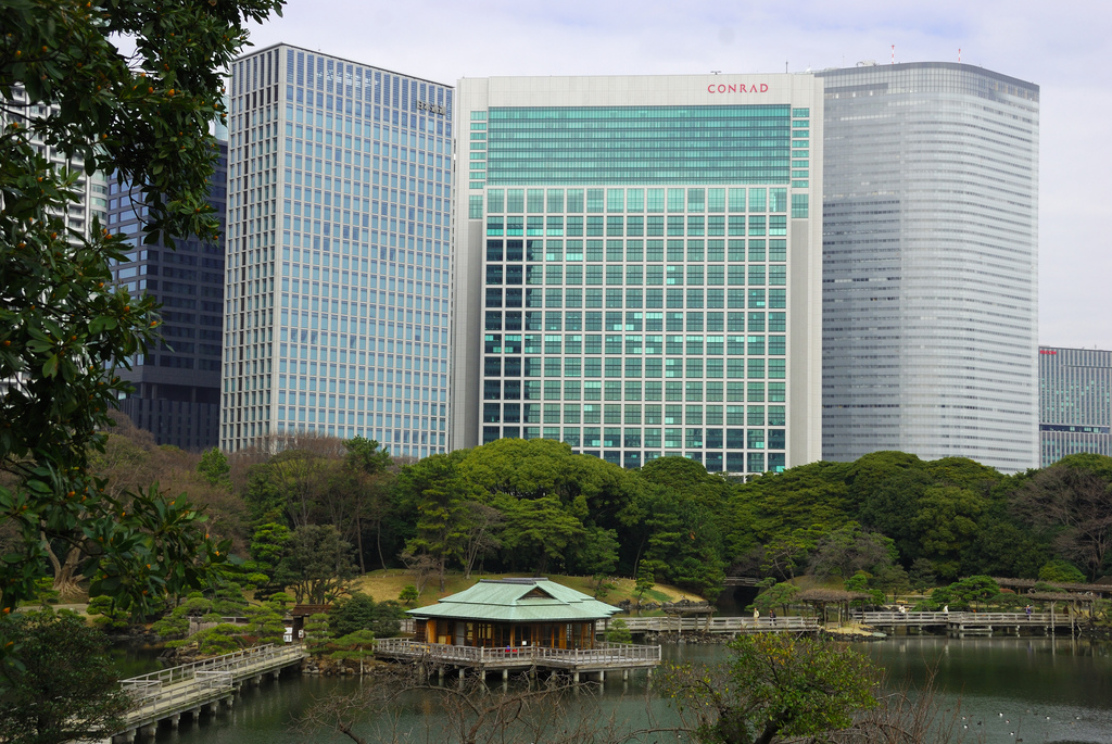 photo credit: Hamarikyu Gardens via photopin (license)