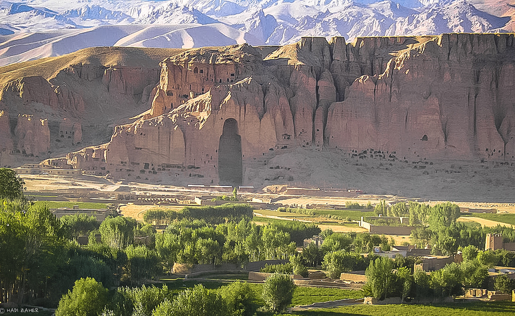 Buddhas of Bamyan (Afghanistan)