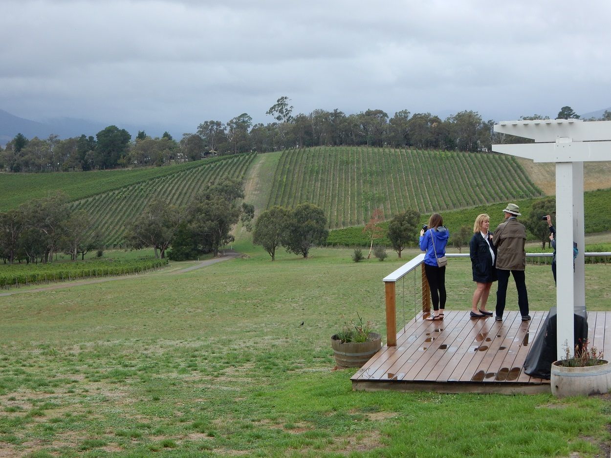 Great views from Killara Estate