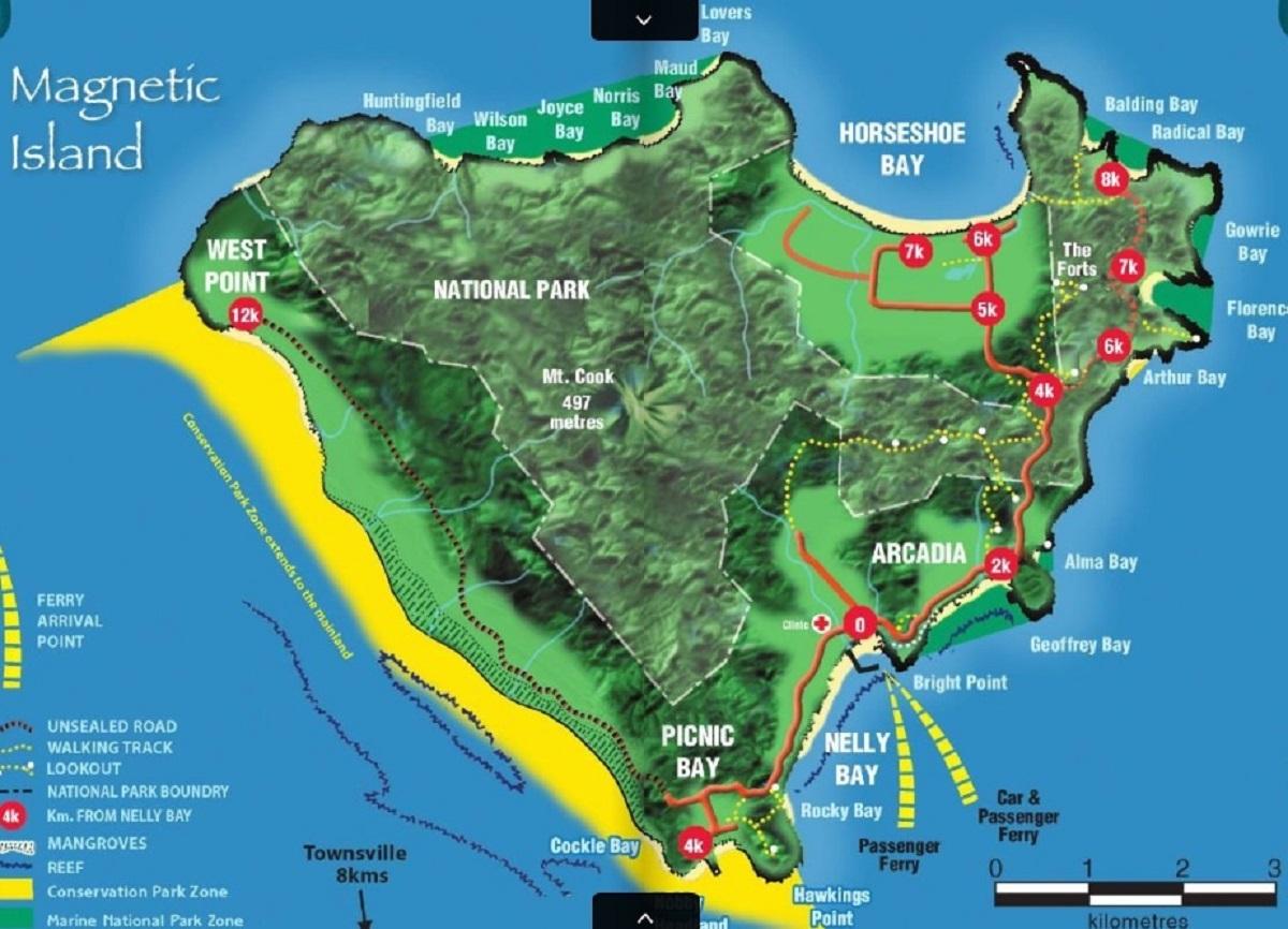 A Guide To Magnetic Island Corneredglobe