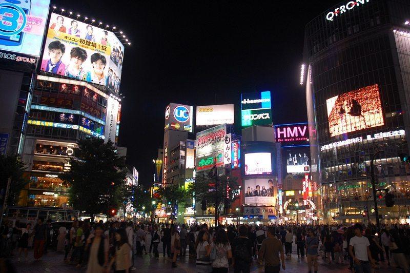 photo credit: Shibuya Crossing at night. via photopin (license)