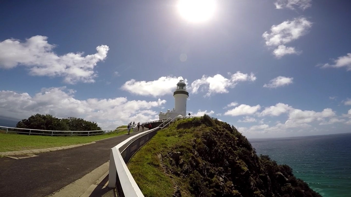 Byron's Lighthouse is a must see attraction. The walk up to the lighthouse is extremely beautiful and scenic.