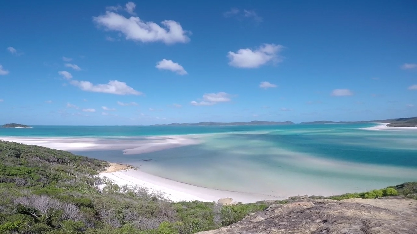 Amazing WhiteHaven Beach