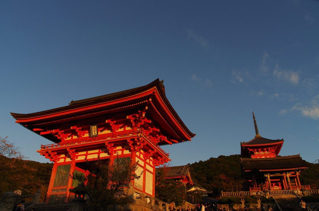 Kiyomizudera Temple photo credit: 2015-11-05 Japon 273 via photopin (license)