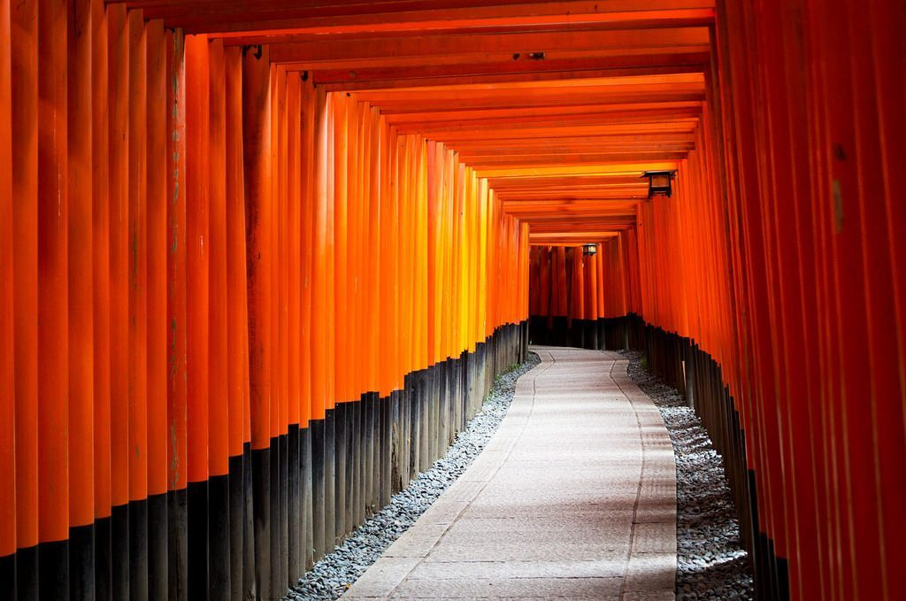 Fushimi Inari is one of the most famous shrines in Kyoto and should not be missed. photo credit: _DSC1315 via photopin (license)