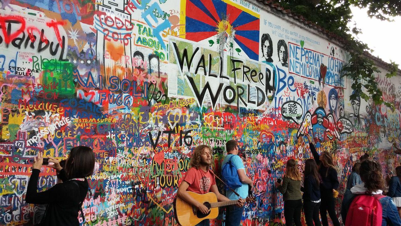 Lennon's Wall