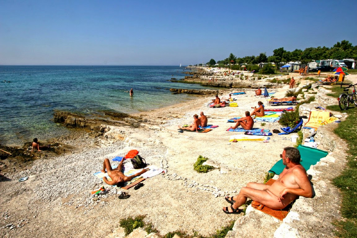 Croatia Nudists